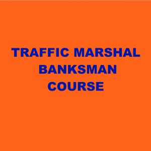 TRAFFIC MARSHAL TRAINING COURSE